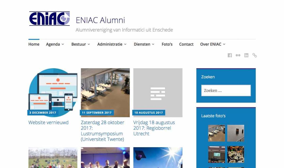 Planned Overhaul for ENIAC Alumni